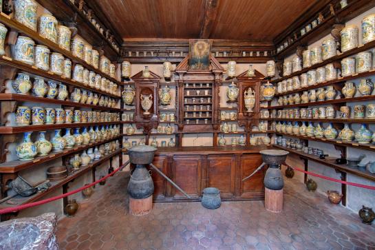 Farmacia Cinquecentesca di Roccavaldina