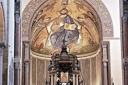 Interno Duomo di Messina