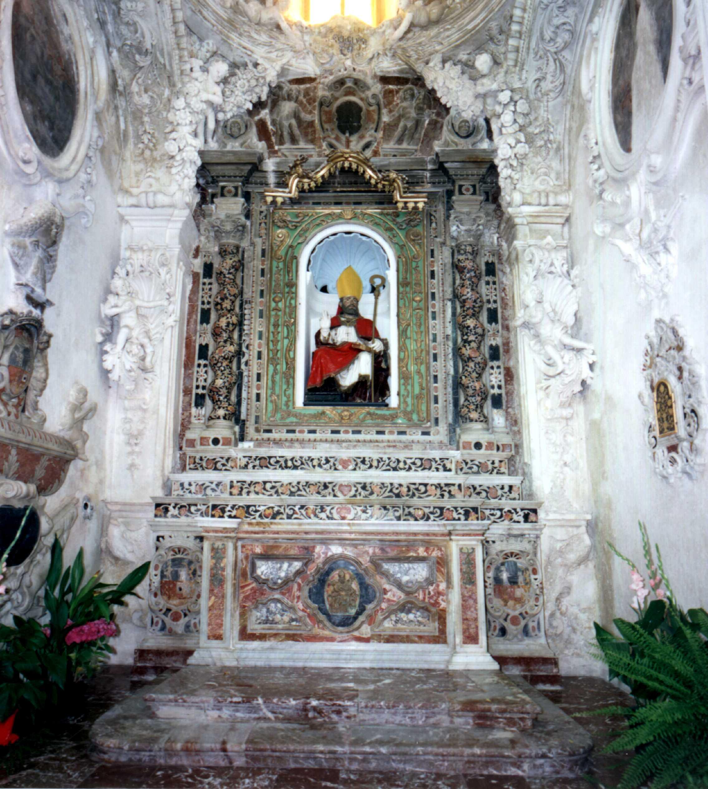 Cappella S. Nicola (Duomo)