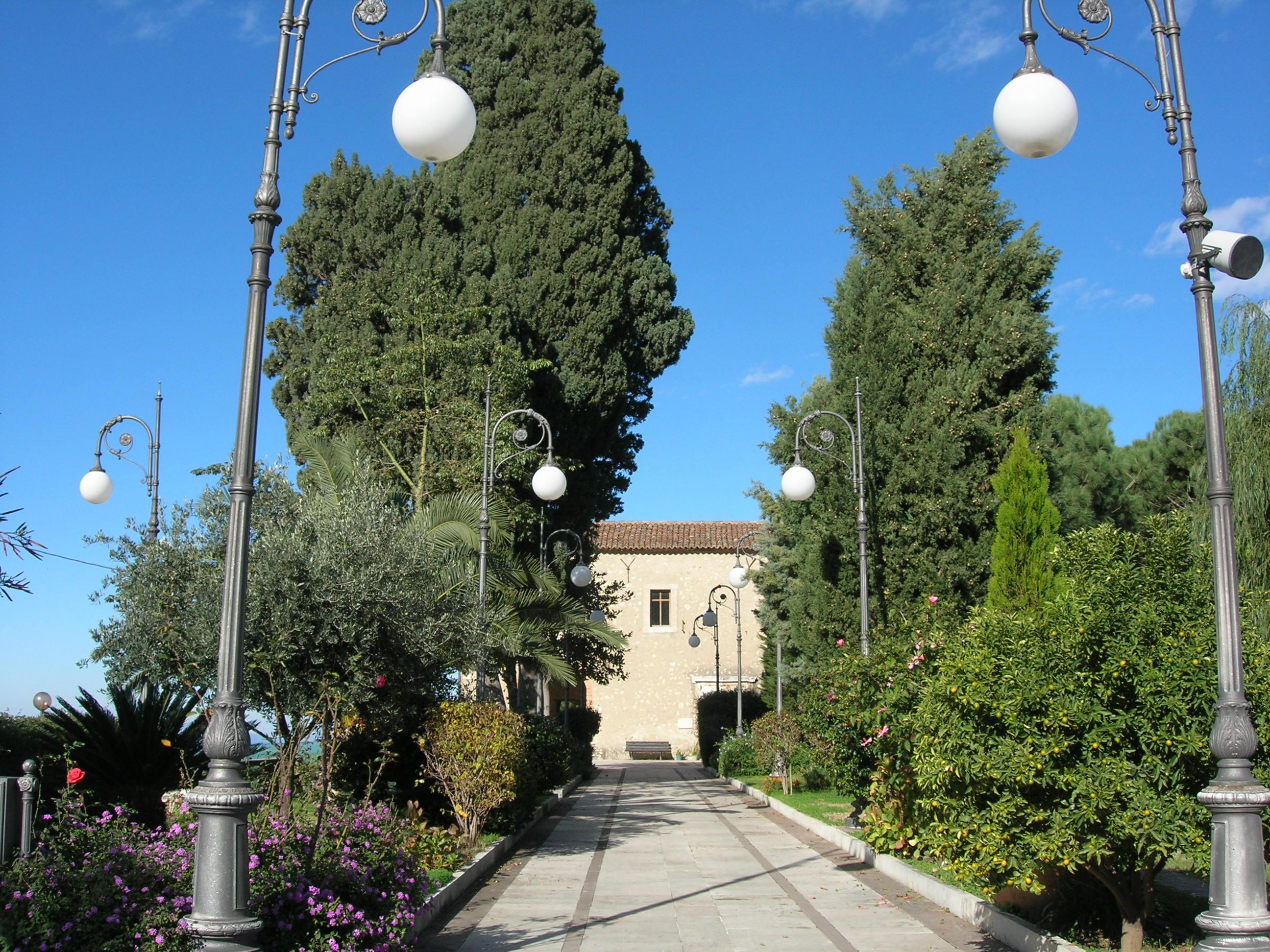 Entrata Villa Cappuccini