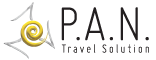 logo P.A.N. Travel Solution S.r.l.s.